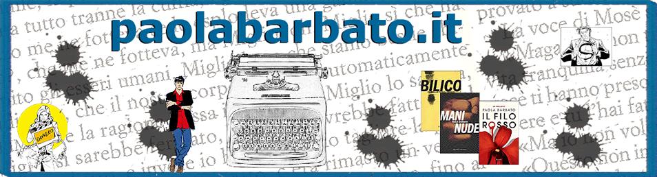 Il sito web di Paola Barbato - i suoi romanzi, i fumetti e Dylan Dog